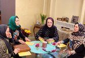 فالگیری مریم امیرجلالی در دورهمی زنانه +عکس