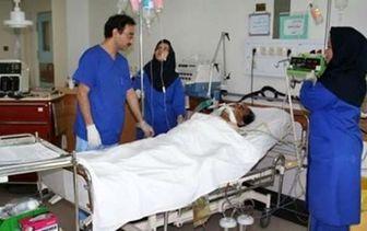 چند ایرانی مبتلا به آنفلوآنزا بستری شدند؟
