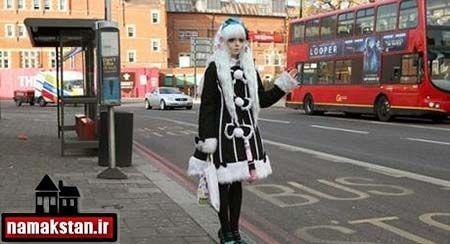 باربی واقعی در لندن +تصاویر