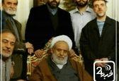 مرحوم علی انصاریان در کنار عموی معروف اش +عکس