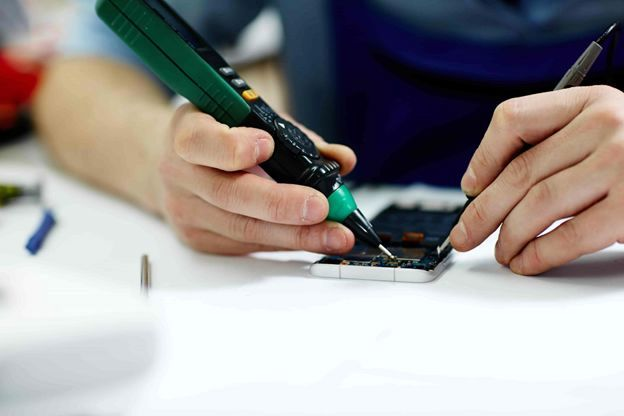انواع تعمیرات موبایل در امداد موبایل