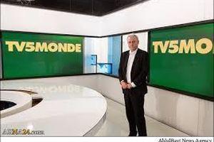 وقتی شبکه فرانسوی گول یک ایرانی را خورد+ عکس