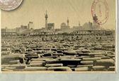 تصویری هولناک از تابوت مردگان در مشهد