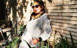 آفتاب گرفتن به سبک سانیا سالاری+عکس