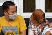 اسم عجیب و غریب نوزاد اندونزیایی سوژه شد!+عکس