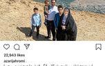 وزیر ارتباطات خانهنشین شد +عکس